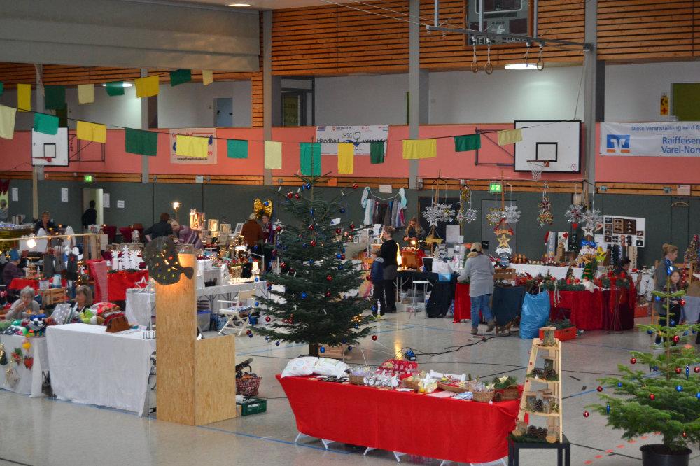 Weihnachtsmarkt Varel.Tus Obenstrohe Von 1906 E V